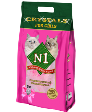 N1 CRYSTALS FOR GIRLS «Силикагелевый»