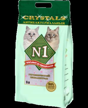 N1 CRYSTALS Антибактериальный «Силикагелевый»
